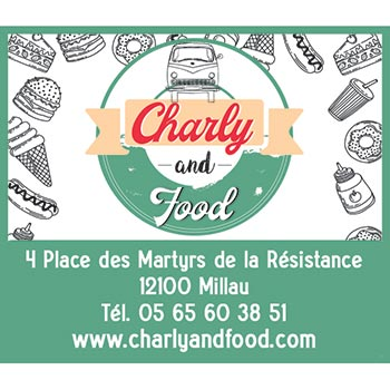 Charly and Food